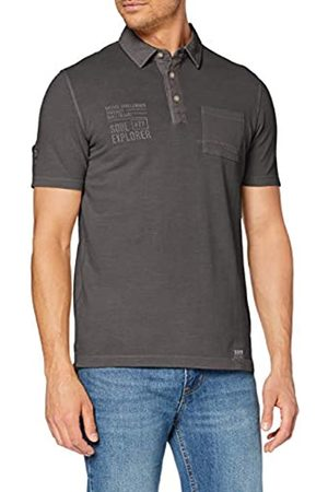 Camel Active Men's H-Polos 1/2 Arm Shirt