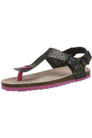 TOM TAILOR Girls' 8072218 Flip Flops, ( 00001)
