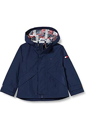 Tommy Hilfiger Boy's Hooded TECH Coat