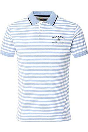 Hackett Hackett Men's Hrr Stripe Polo Shirt