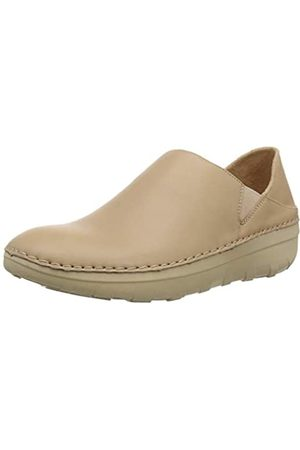 FitFlop Women's Superloafer Loafers, (Beechwood 734)