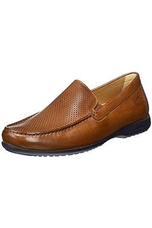 Sioux Men's Giumelo-701-h Loafers, (Cognac 003)