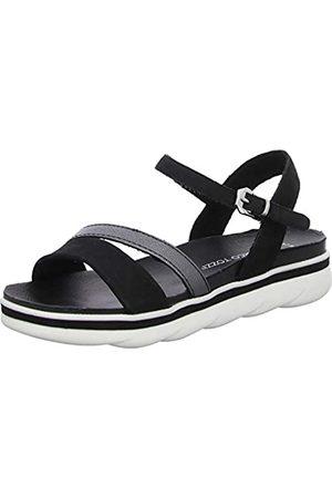 Marco Tozzi Women's 2-2-28512-24 Ankle Strap Sandals, ( Comb 098)