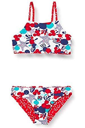 Tuc Tuc Printed Reversible Bikini for Girl Lost Ocean
