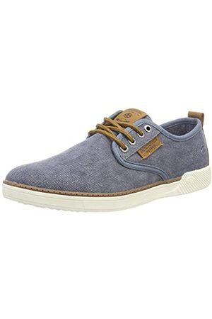 Dockers 44sv009-790600, Men's Low-Top Sneakers, (Blau 600)