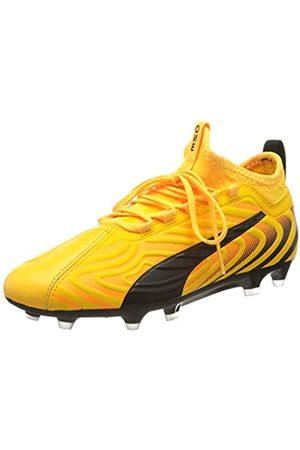 Puma Unisex Kid's ONE 20.3 FG/AG JR Football Boots, (Ultra - Alert 01)