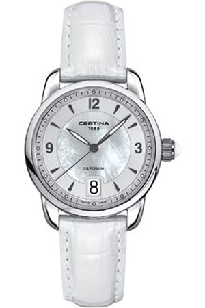 Certina Ladies'Watch XS Analogue Quartz Stainless Steel C025,210,16,117