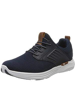 Dockers by Gerli Men's 46bl001-706660 Low-Top Sneakers, (Navy 660)