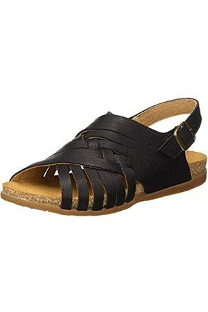El Naturalista Women's N5246 Soft Grain Zumaia Open Toe Sandals