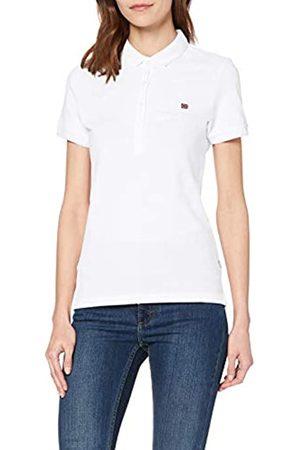 Napapijri Women's Elma Piquet 2 Polo Shirt, Bright 0021