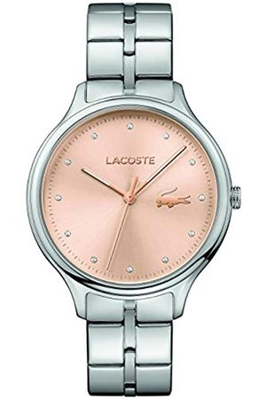 Lacoste Unisex-Adult Analogue Classic Quartz Watch with Stainless Steel Strap 2001031