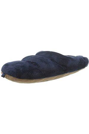 De Fonseca Men's Bologna P M15 Open Back Slippers, (BLU Scuro BLU Scuro)