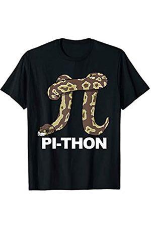 Miftees Pi-Thon funny Pi Day Python Snake Pi-Thon T-Shirt