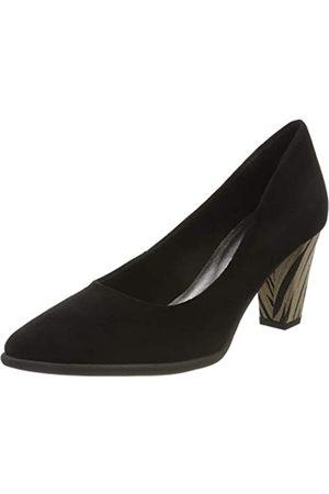 MARCO TOZZI Women's 2-2-22410-24 Closed Toe Heels, ( 001)