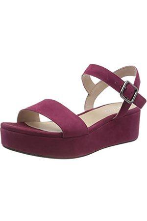 ECCO PLATEAUSANDAL, Platform Sandals Women's, (SANGRIA 5422)