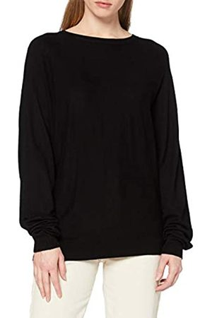 Noisy May NOS DE Women's NMOWEN L/S O-Neck Batwing Knit CLR Jumper