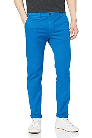 Scotch&Soda Men's Mott-Classic Garment-Dyed Chino Trouser