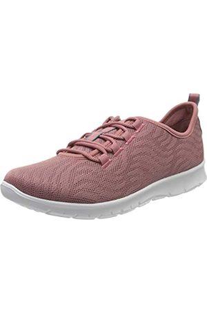Clarks Women's Step Allena Go Low-Top Sneakers, (Mauve Mauve)