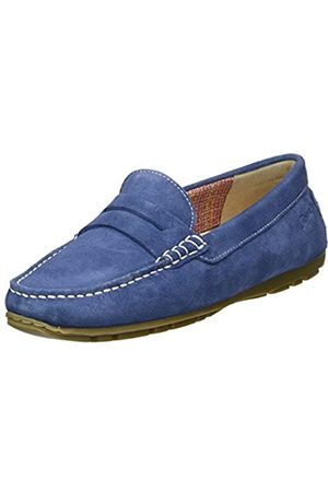 Sioux Women's Carmona-700 Mocassins, (Marineblau 008)