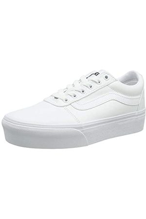 Vans Women's Ward Platform Trainers, ((Canvas) 0rg)