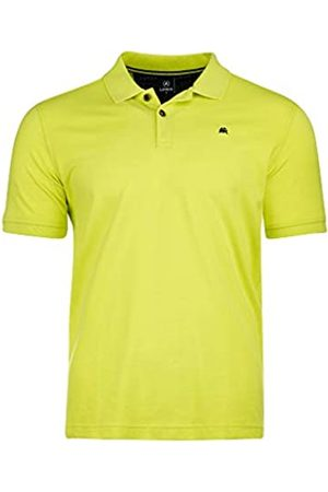 LERROS Men's Polo BTN. Pique Shirt