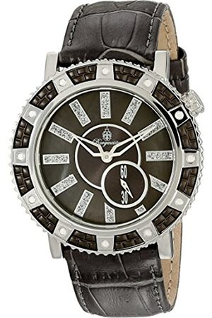 Burgmeister Women's Quartz Watch with Dial Analogue Display and Leather Bracelet BM802-199