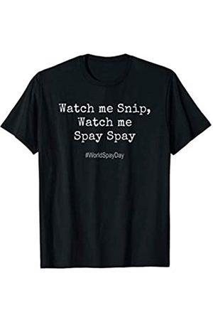 World Spay Day Merch Watch Me Snip