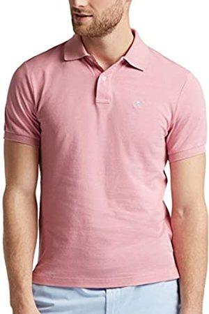 Hackett London Hackett Men's Slim Fit Logo Polo Shirt