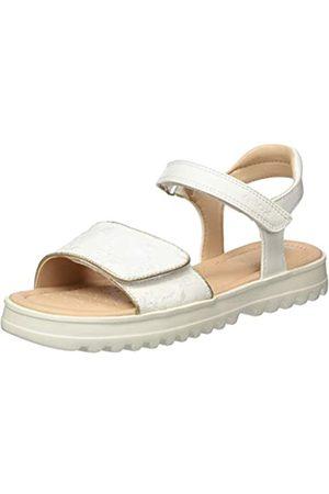 Geox Girls' J Sandal Coralie D Open Toe, ( C1000)
