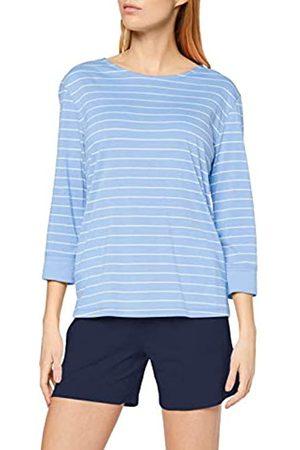 Marc O' Polo Women's W-loungeset Crew-Neck Pyjama Set