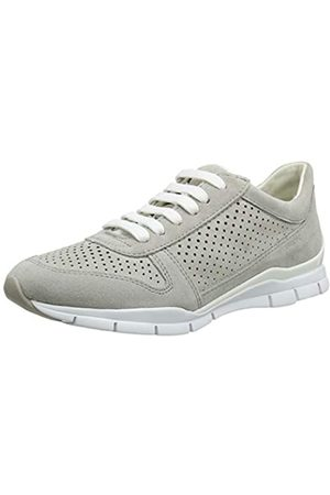 Geox Women's D Sukie B Low-Top Sneakers, (Lt C1010)