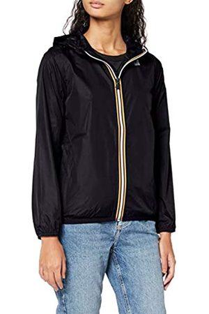 K-Way Women's Le Vrai Claudette Blouse Long Sleeve Raincoat