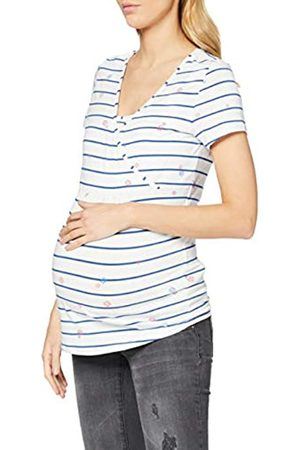 Esprit Maternity T-Shirt Nursing LS AOP Donna