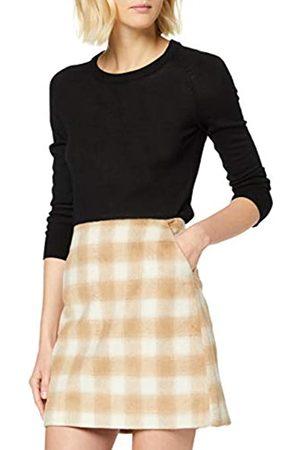 warehouse Women's Check Pelmet Skirt