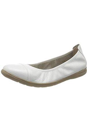 Jana 100% comfort Women's 8-8-22105-24 Closed Toe Ballet Flats, ( UNI 107)