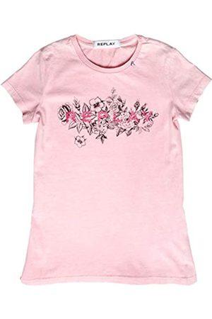 Replay Girl's Sg7400.064.22658g T-Shirt