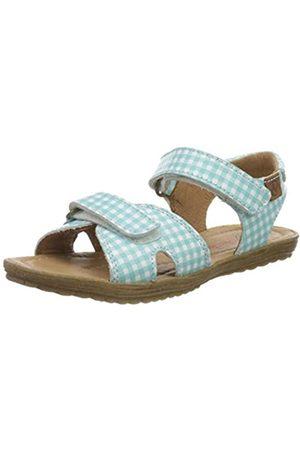 Naturino Boys Sun Open Toe Sandals, (Bianco-Celeste 1N22)