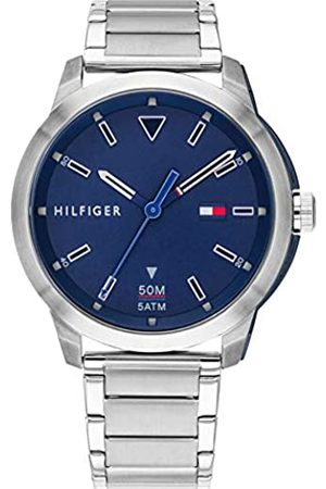 Tommy Hilfiger Mens Analogue Quartz Watch with Stainless Steel Strap 1791620