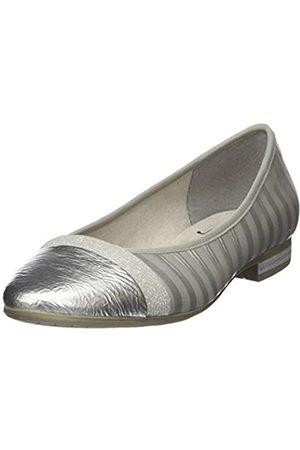 Jana Softline Women's 8-8-22165-24 Ballet Flats, ( Comb 913)