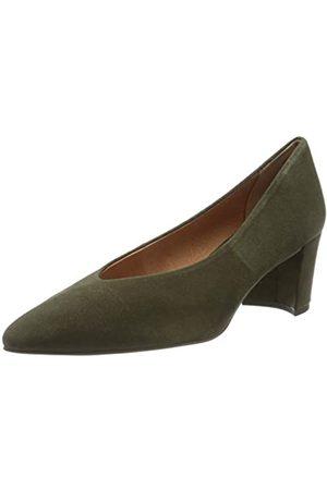 MARCO TOZZI Women's 2-2-22431-24 Closed Toe Heels, (Khaki 725)