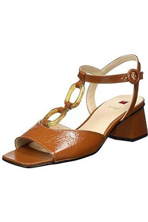 Högl Women's Amalita Open Toe Sandals, (Nougat 2500)