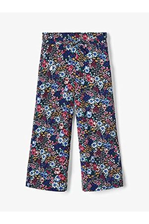 Name It Girl's Nkfdinay 7/8 Wide Pant Trouser