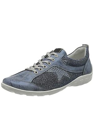 Remonte Women's R3400 Low-Top Sneakers, (Royal/Tinte/Adria/Argento 14)