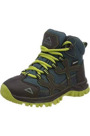 mc kinley Unisex Kids' Kinder Trekkingstiefel Santiago Pro AQX High Rise Hiking Shoes, (Anthracite/ DAR 000)