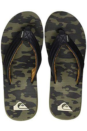 Quiksilver Men's Carver Print Beach & Pool Shoes, / Xksk