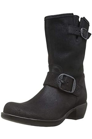 Fly London Women's MYST466FLY Cowboy Boots, ( 003)