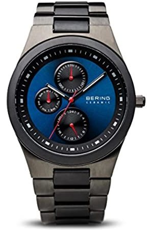 Bering Men's Analogue Quartz Watch with Stainless Steel Strap 32339-788