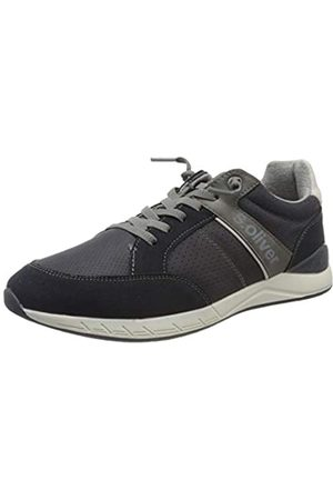 s.Oliver Men's 5-5-13611-24 Trainers, (Navy 805)
