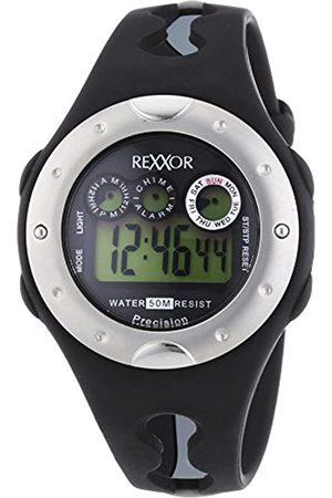Rexxor Men's Quartz Watch 239-6068-44 with Rubber Strap