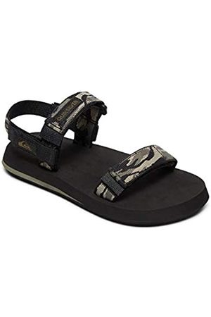 Quiksilver Boys' Monkey Caged Youth Sling Back Sandals, / Xgkg
